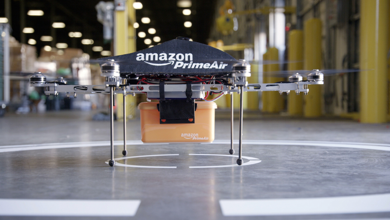 Livraison par drone, les nouveaux pilotes ?