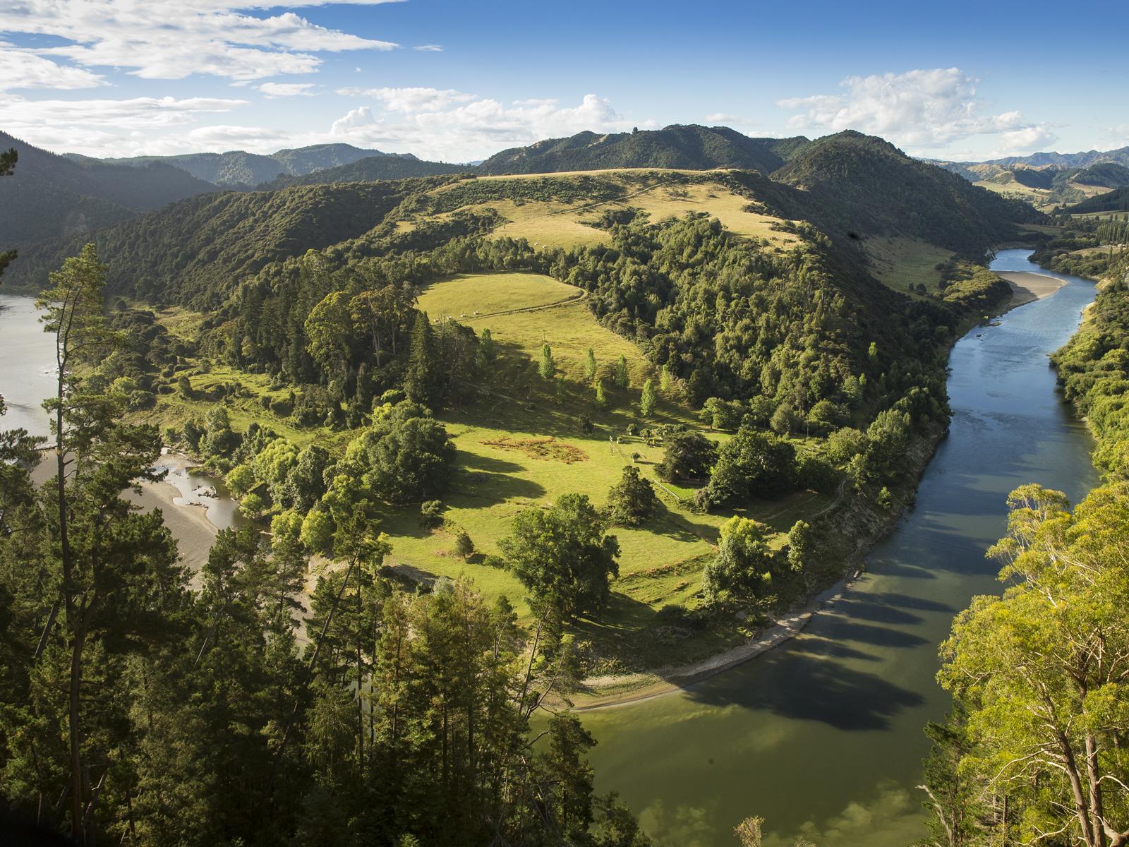 """Protection de l'environnement : Le fleuve Whanganui est désormais une """"entité vivante"""""""