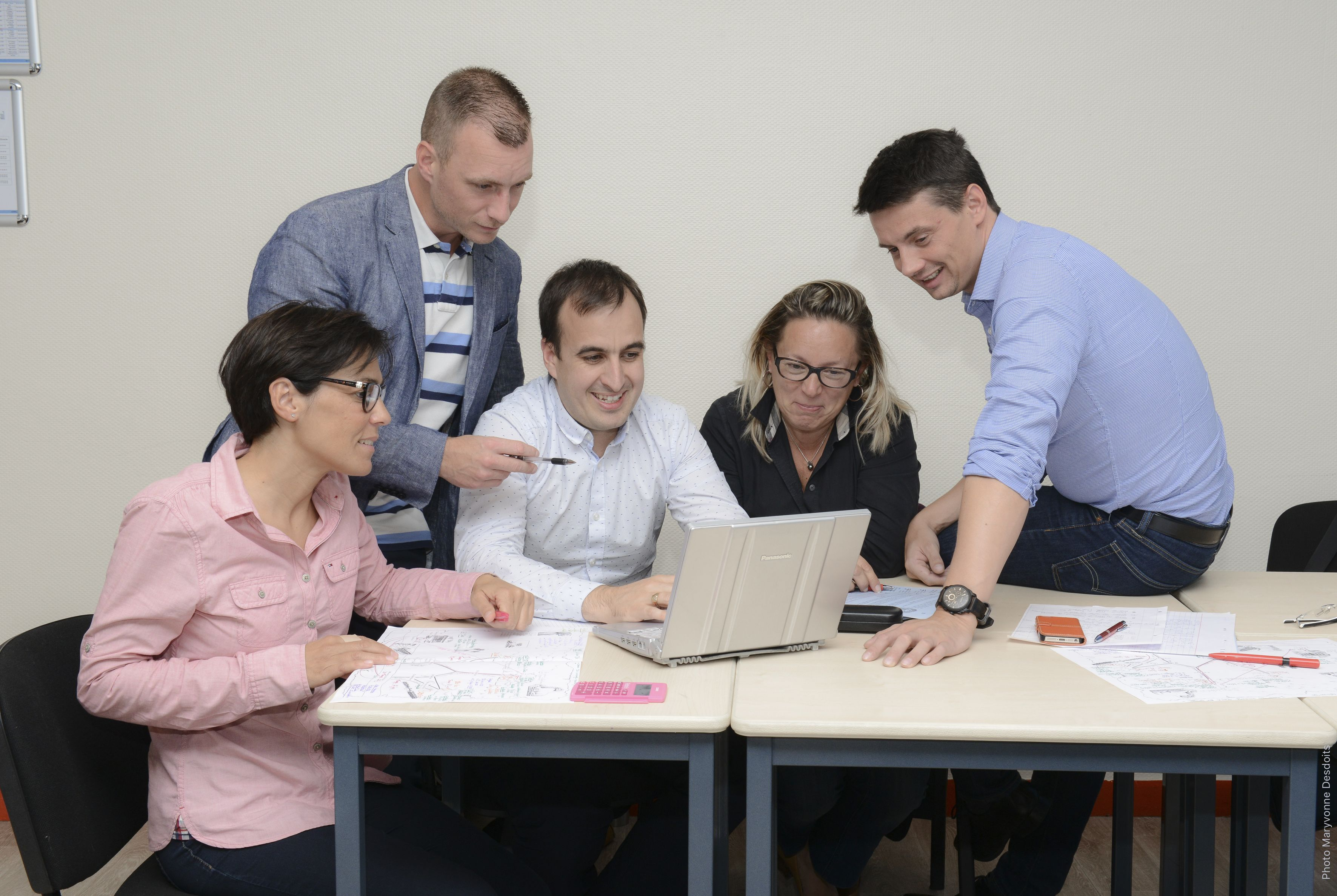 Une réforme de la formation ancrée dans les pratiques de travail contemporaines