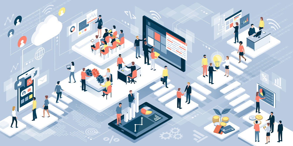 Photo : Transformation digitale : quels nouveaux risques pour la fonction RH ?