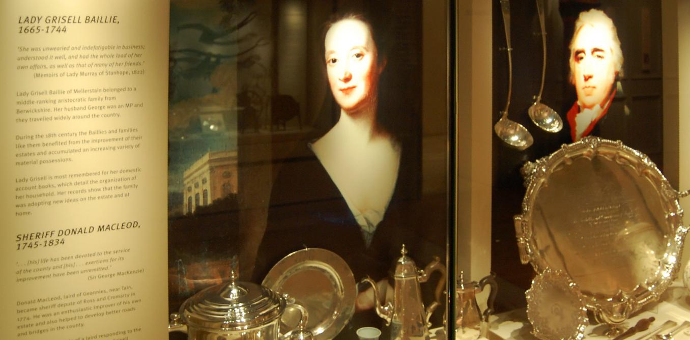 Photo : Lady Grisell Baillie (1665-1746) : héroïne écossaise, poétesse et… pionnière des sciences de gestion