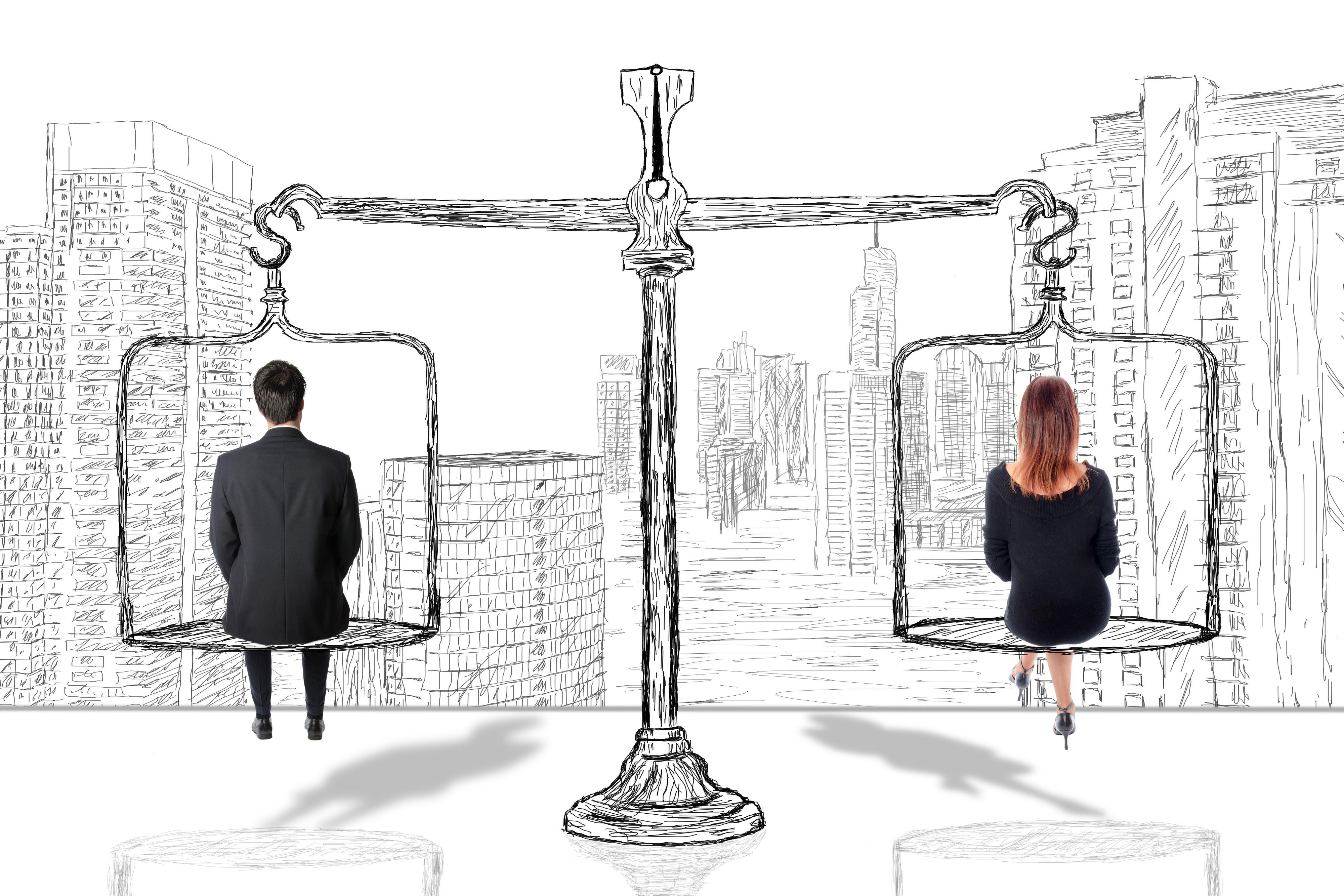 Photo : Égalité femmes-hommes : faut-il repenser le masculin ?