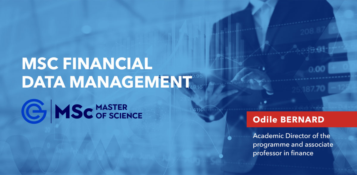 Photo : Digital revolution and data-driven management: how the EM Normandie Business School is preparing for the new challenges of the finance industry
