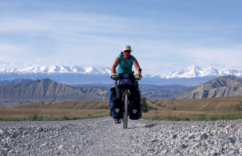 Coline Dournes, association Cook & Cycle