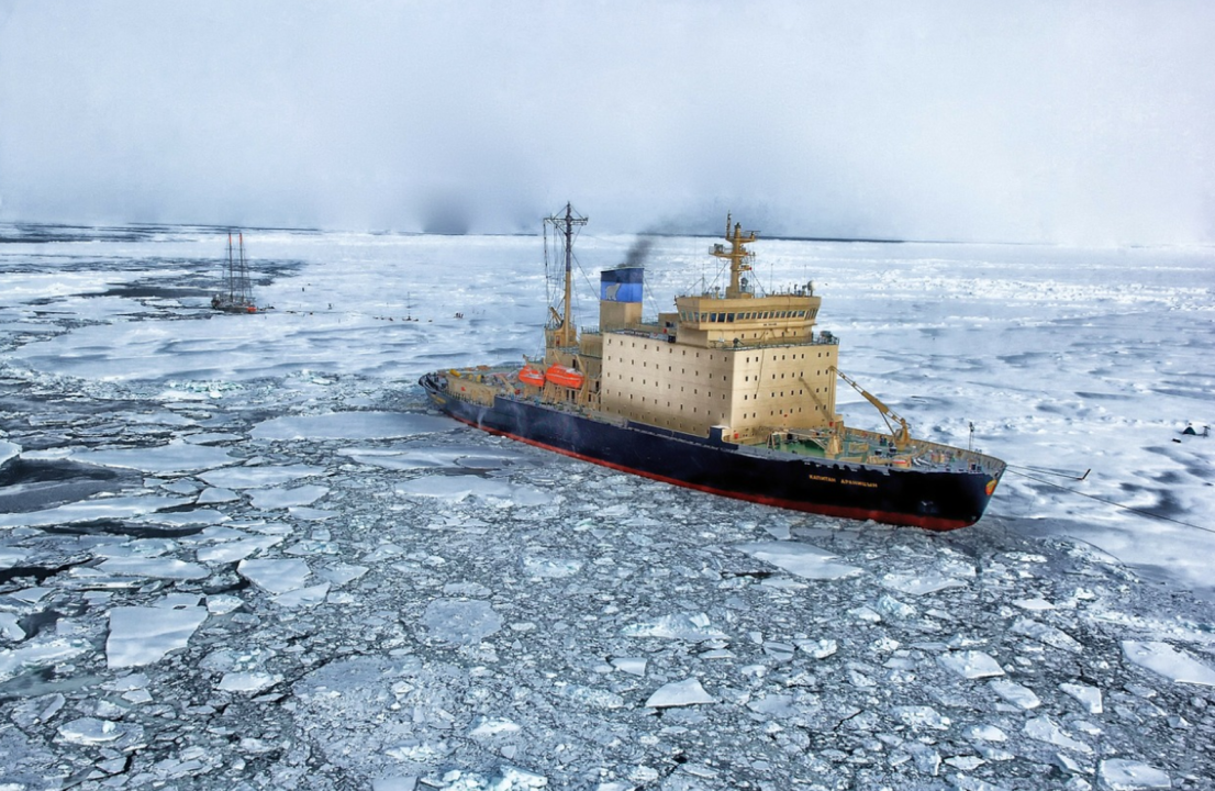Transportation systems in the Arctic