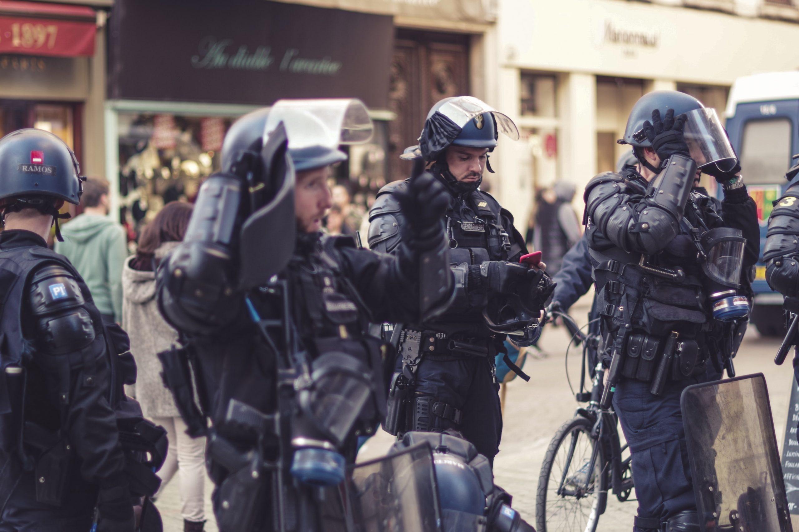 Photo : Déviances, leadership, sanctions : trois impensés de la culture policière