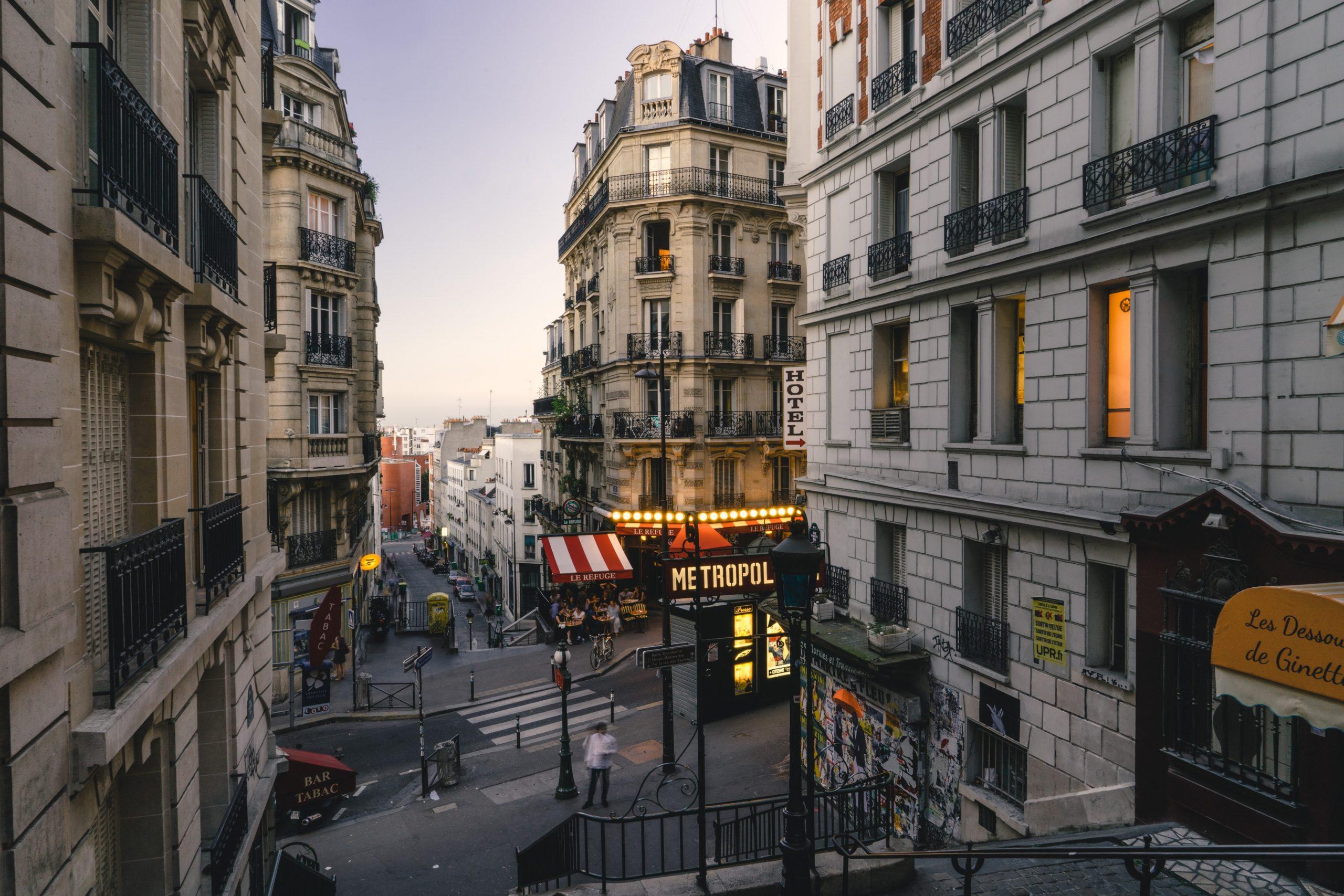 Photo : Piétonnisation du centre de Paris : vers une augmentation des prix de l'immobilier ?