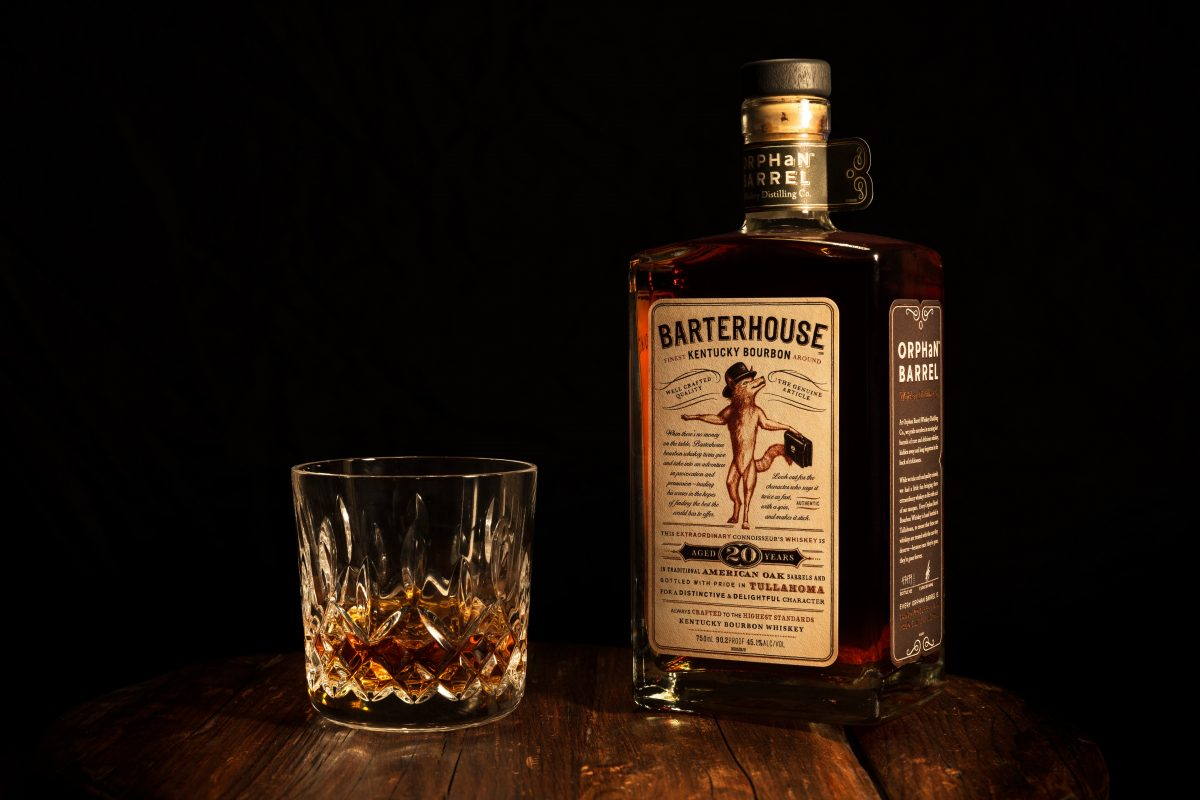 Photo : Do whisky investors read the Bible?