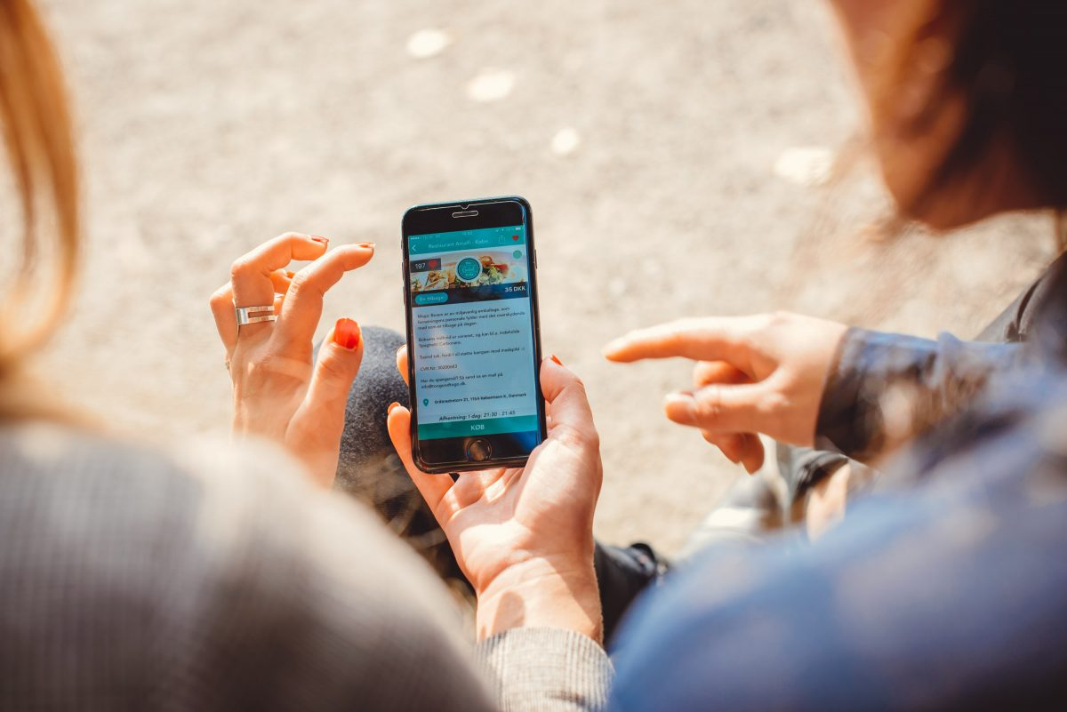 Photo : How a mobile app can become a catalyst for sustainable social business: the case of too good to go