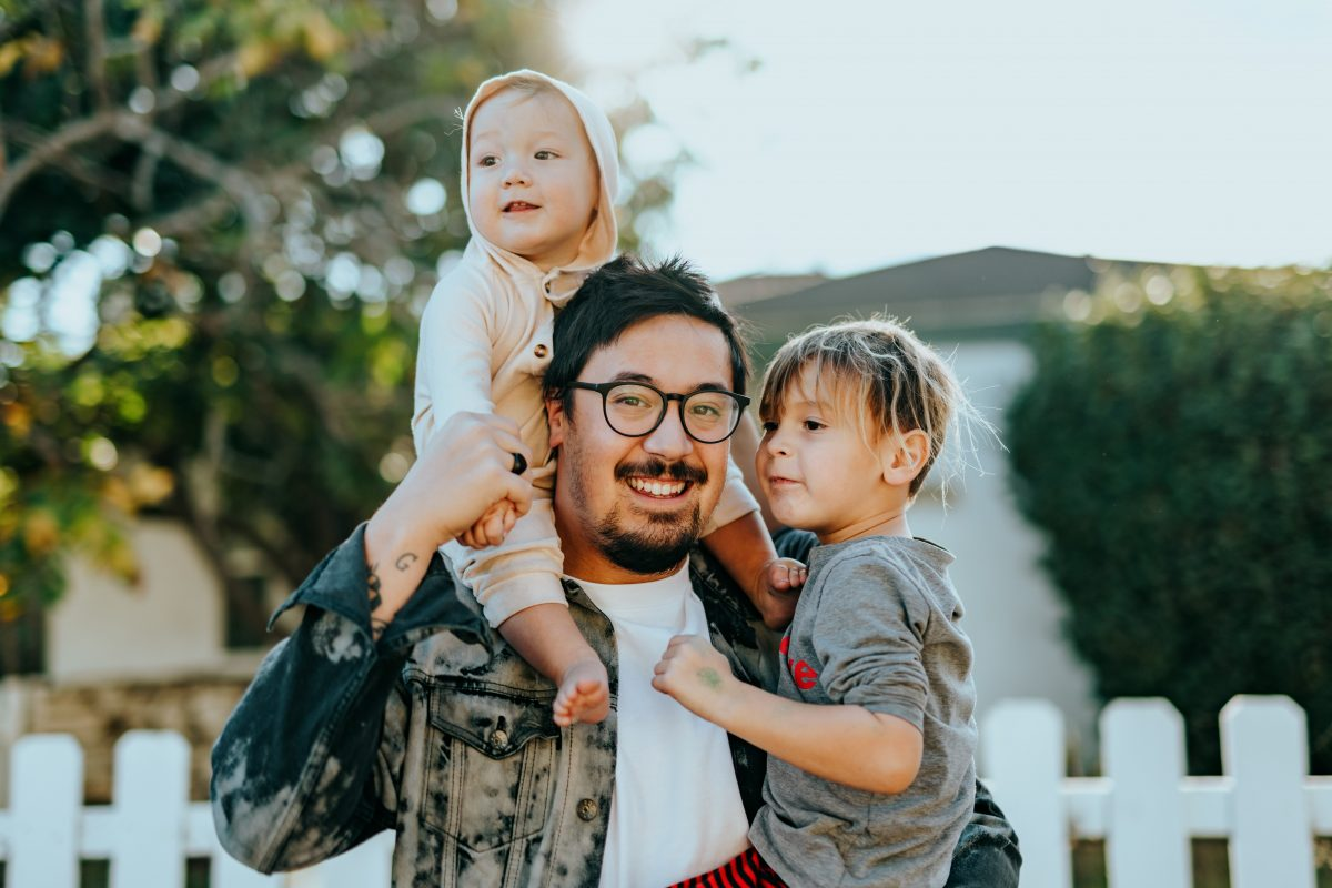 Photo : Engaged Fatherhood for Men, Families and Gender Equality